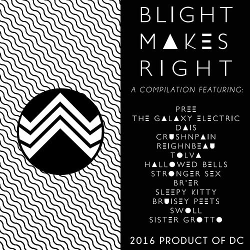 Blight. Makes Right by Various Artists