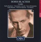 Blacher: Lieder by Various Artists