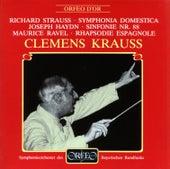 Haydn, Ravel & Strauss: Orchestral Works von Symphonie-Orchester des Bayerischen Rundfunks