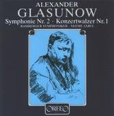 Glazunov: Symphony No. 2 in F-Sharp Minor, Op. 16 & Concert Waltz No. 1 in D Major, Op. 47 de Bamberg Symphony Orchestra