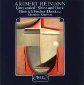 Aribert Reimann: Unrevealed and Shine & Dark by Dietrich Fischer-Dieskau