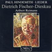 Hindemith: Lieder by Dietrich Fischer-Dieskau