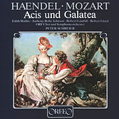 Mozart: Acis and Galatea von Edith Mathis