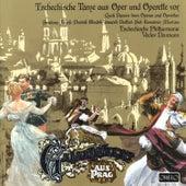 Galakonzert aus Prag: Tschechische Tänze aus Oper und Operette de Tschechische Philharmonie