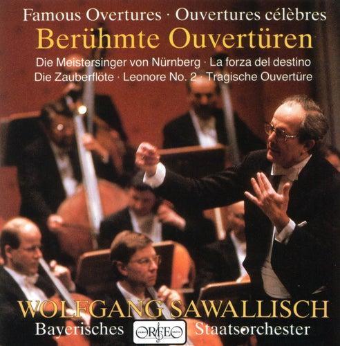 Beruhmte Ouvertüren by Bayerisches Staatsorchester