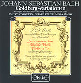 Bach: Goldberg Variations, BWV 988 by Dmitry Sitkovetsky