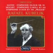 Haydn & Mozart: Symphonies von Symphonie-Orchester des Bayerischen Rundfunks