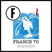 France 70 (Folk, Rock & Eletronic Rare Gems from the 70's) de Various Artists