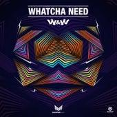 Whatcha Need von W&W