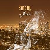Smoky Jazz – Ambient Jazz, Instrumental Music, Dark Jazz for Cafe & Bar, Piano Jazz by Jazz for A Rainy Day