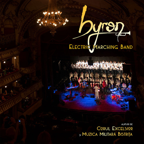 Electric Marching Band by Byron