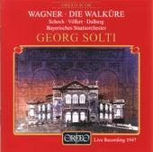 Wagner: Die Walküre, WWV 86B (Excerpts) by Various Artists