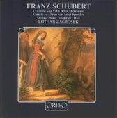 Schubert: Claudine von Villa Bella, D. 239, Fernando, D. 220 & Kantate zu Ehren von Josef Spendou, Op. 128, D. 472 de Edith Mathis