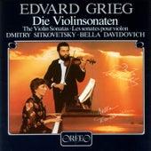 Grieg: The Violin Sonatas by Dmitry Sitkovetsky