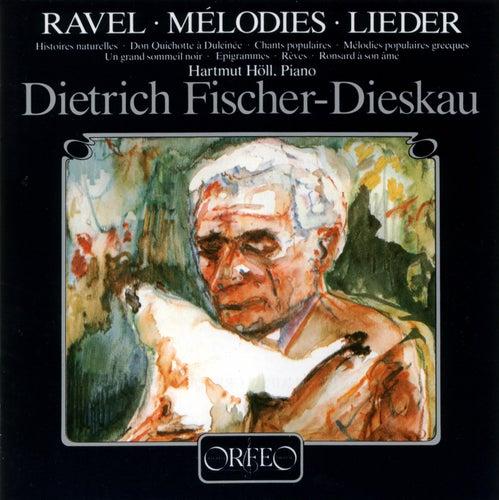 Ravel: Mélodies by Dietrich Fischer-Dieskau