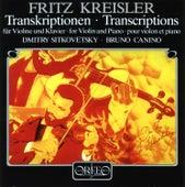 Fritz Kreisler Transcriptions for Violin & Piano by Dmitry Sitkovetsky