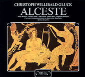 Gluck: Alceste de Nicolai Gedda