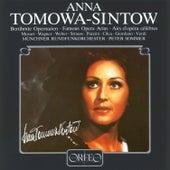 Anna Tomowa-Sintow von Anna Tomowa-Sintow