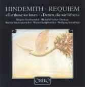 Hindemith: A Requiem