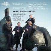 Schubert & Tchaikovsky: Works for String Quartet by Kopelman Quartet