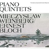 Weinberg & Bloch: Piano Quintets by Aneta Majerová