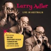 Live In Australia von Larry Adler