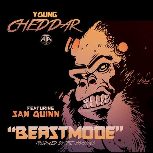 Beastmode by San Quinn