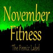 November Fitness (Remix) de Various Artists