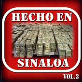 Hecho en Sinaloa, Vol. 3 de Various Artists