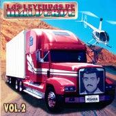 Las Leyendas de Malverde, Vol. 2 de Various Artists