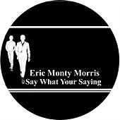 Say What Your Saying by Eric Monty Morris