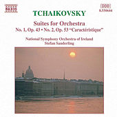 Suites Nos. 1 and 2 by Pyotr Ilyich Tchaikovsky