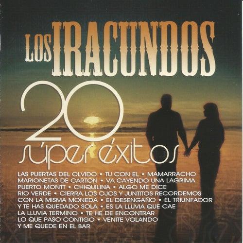 20 Súper Éxitos by Los Iracundos