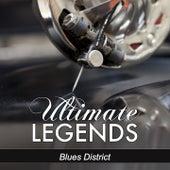 Blues District de Various Artists