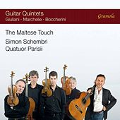 The Maltese Touch: Guitar Quintets by Simon Schembri