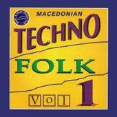 Macedonian Techno Folk, Vol. 1 von Various Artists