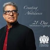 Creating Abundance: 21-Day Meditation Challenge by Chopra Center