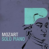 Mozart - Solo Piano by Various Artists
