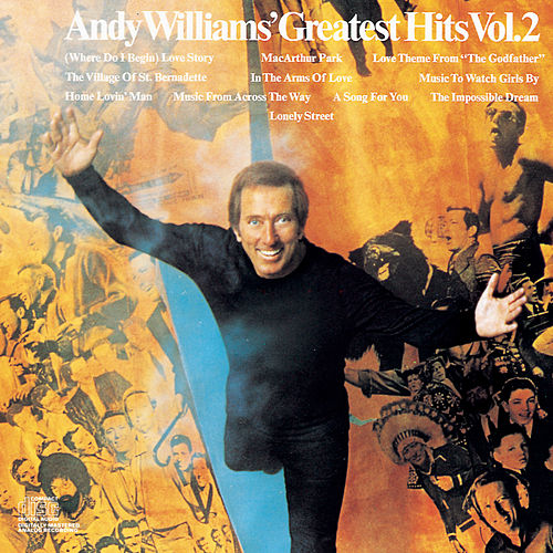 Greatest Hits Vol. II by Andy Williams