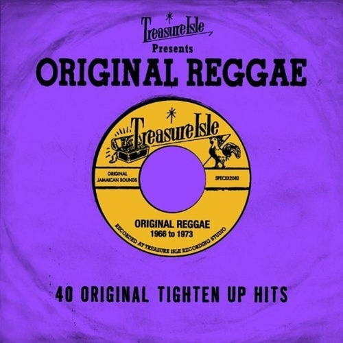 Treasure Isle Presents: Original Reggae by Various Artists