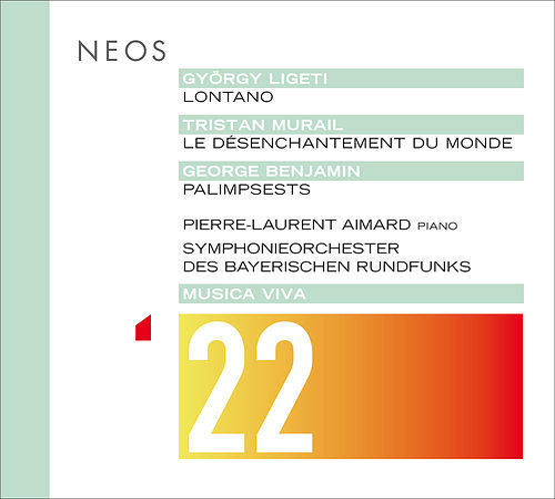 Musica viva, Vol. 22: Ligeti, Murail & Benjamin by Various Artists