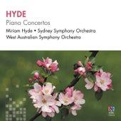 Hyde: Piano Concertos by Miriam Hyde