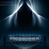 Detroit Techno Warfare, Vol. 1 de Various Artists