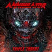 Triple Threat by Annihilator