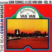 Colección Juan Formell y Los Van Van, Vol. X (Remasterizado) de Los Van Van