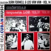 Colección Juan Formell y Los Van Van, Vol. XIV (Remasterizado) de Los Van Van