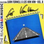 Colección Juan Formell y Los Van Van, Vol. VIII (Remasterizado) de Los Van Van