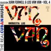 Colección Juan Formell y Los Van Van, Vol. IV (Remasterizado) de Los Van Van