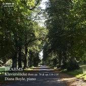 Brahms: Klavierstücke de Diana Boyle