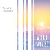 Winter Sunrise by David Rogers